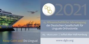 Anmeldung zur DGLO Jahrestagung 2021 nun offen